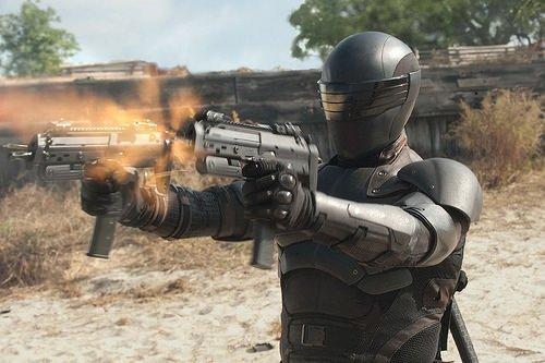G.I. Joe: Misilleme filminden kareler