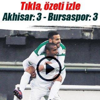 Bursaspor'u Vaz te sobeledi