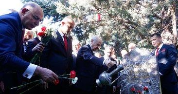 Bahçeli'den Kılıçdaroğlu'nun bozkurt işaretine cevap