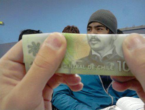 Paralara yüz verdiler