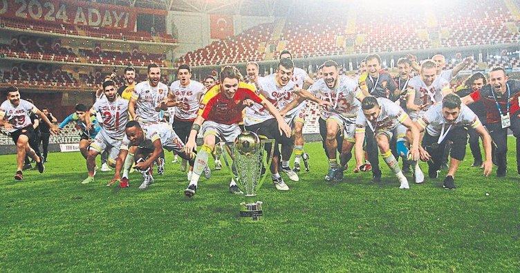 Süper Lig'in tek İzmirlisi