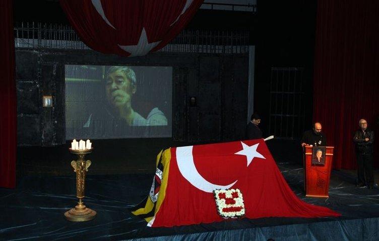 Osman Gidişoğlu'na son görev