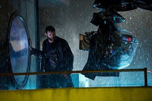 Wolverine filminden kareler