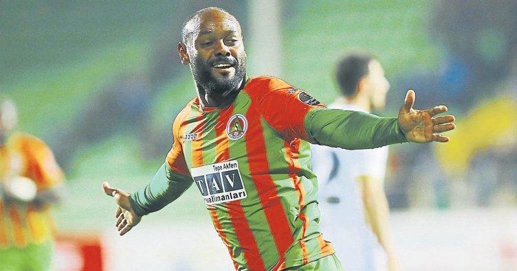Süper Lig'in kralı Vagner Love
