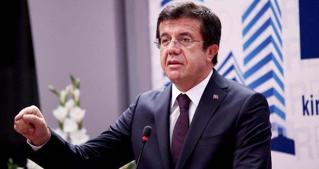 Bakan Zeybekci bugün İzmir'de