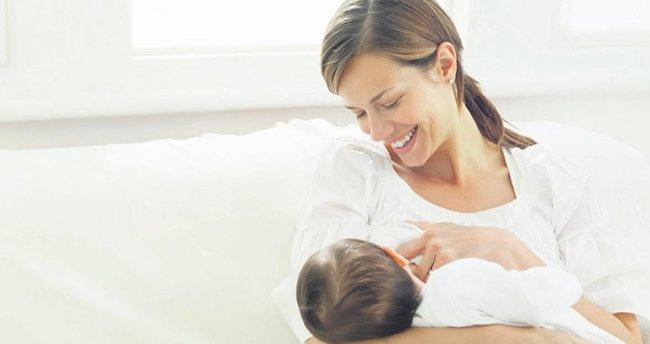 Emzirmek anneyi kanserden koruyor!