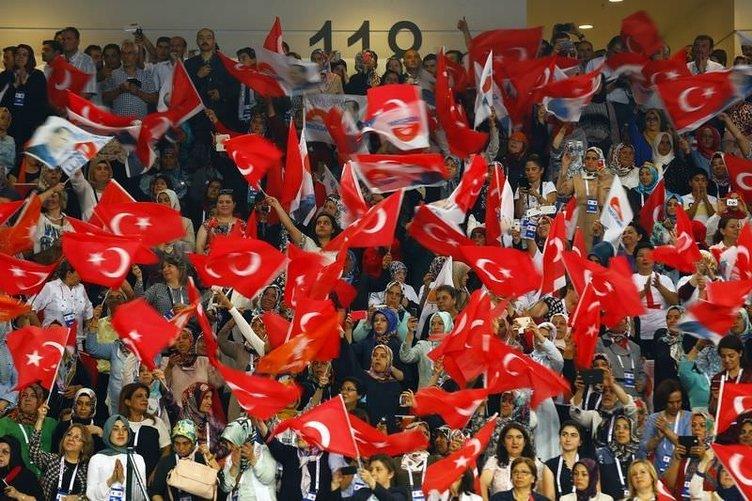 AK Parti 1. Olağanüstü Büyük Kongresi