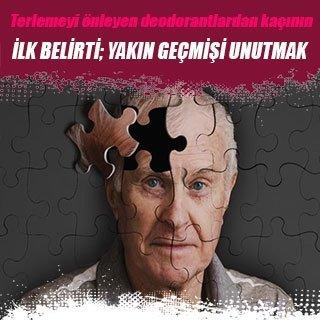 Alzheimer hastalığı nedir belirtileri nelerdir?