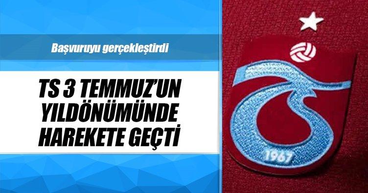 Trabzonspor, 3 Temmuz'un yıl dönümünde FIFA başvurusu yaptı