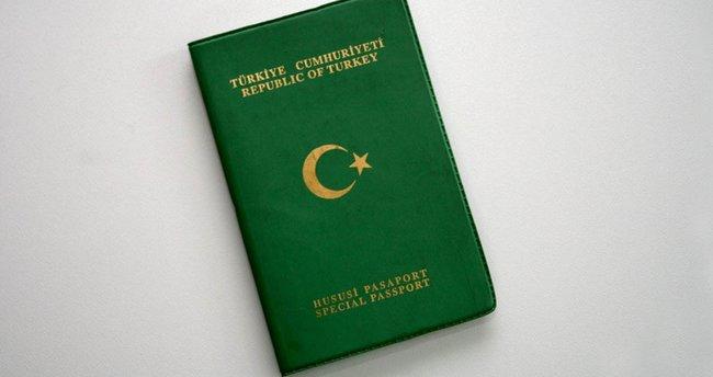 Turizmciye yeşil pasaport!
