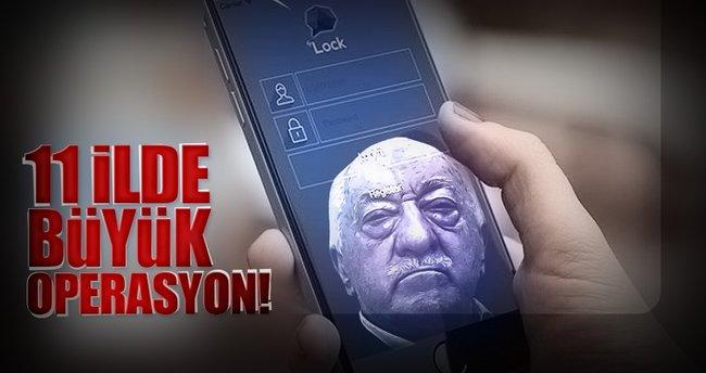 Bursa'da 'ByLock' operasyonu: 16 gözaltı