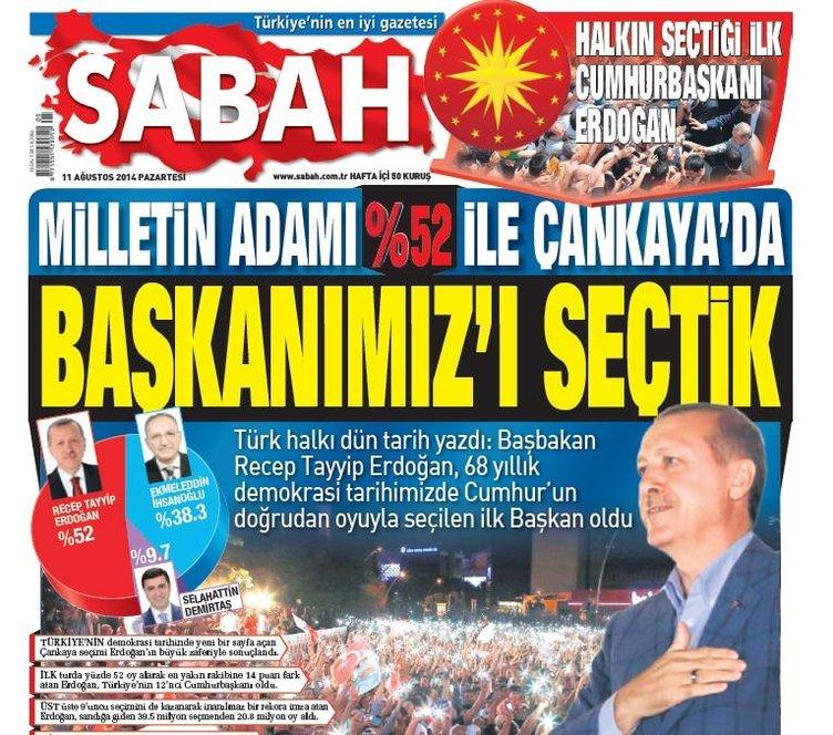 Cumhurbaşkanı Erdoğan'ın görevdeki 2. yılı