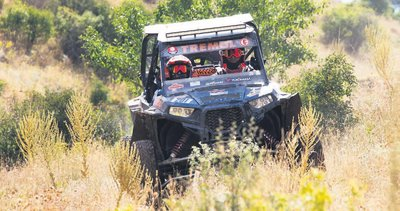 Türk işi off-road Dakar'a rakip oldu