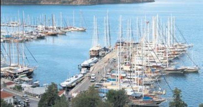 Fethiye Limanı Büyükşehir'in oldu