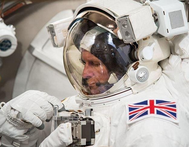 Astronot gözünden dünya