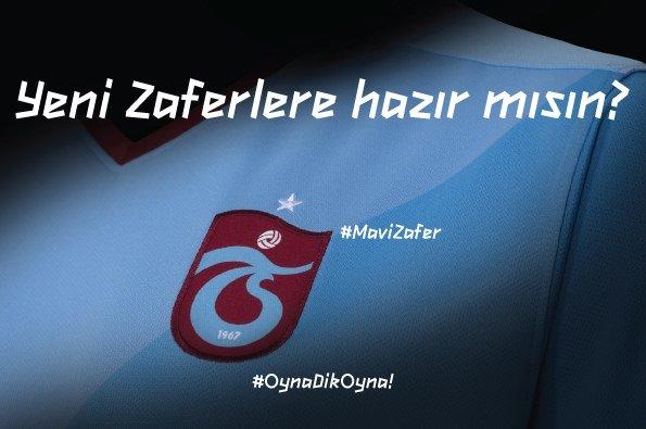 Trabzonspor'un 2014-2015 sezonu formaları