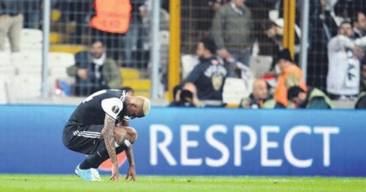 Beşiktaş borsada da kaybetti