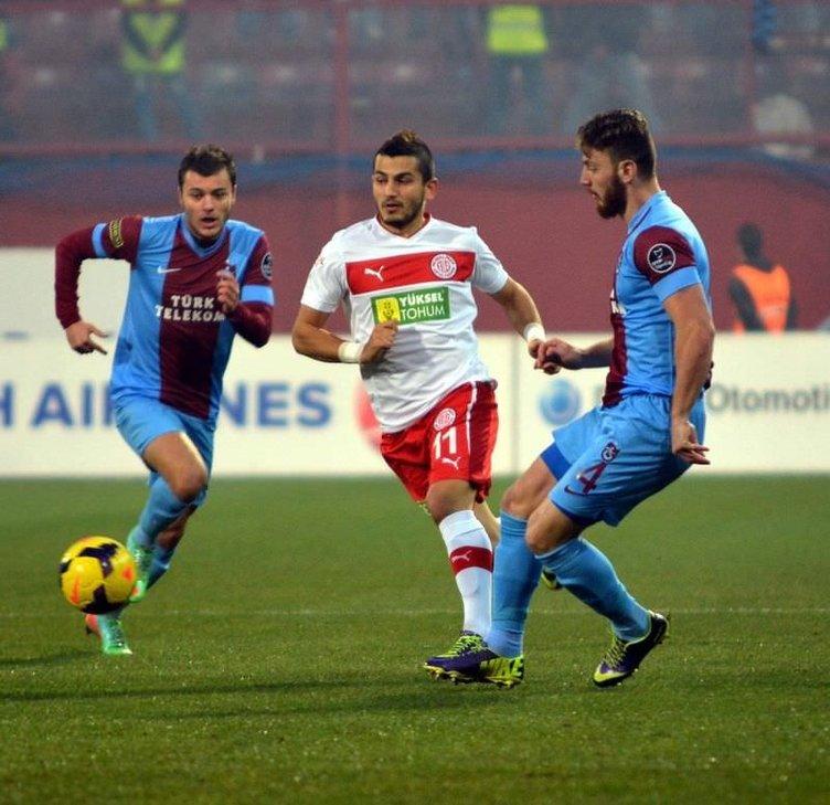 Trabzonspor - Medical Park Antalyaspor