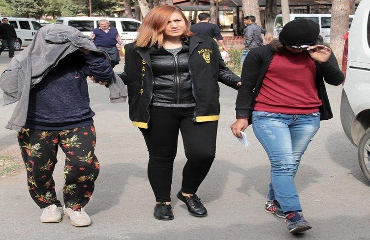Polislere teklifte bulununca yakalandılar: Baltayı taşa vurduk
