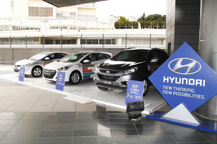 All Arts'ta Hyundai esintisi