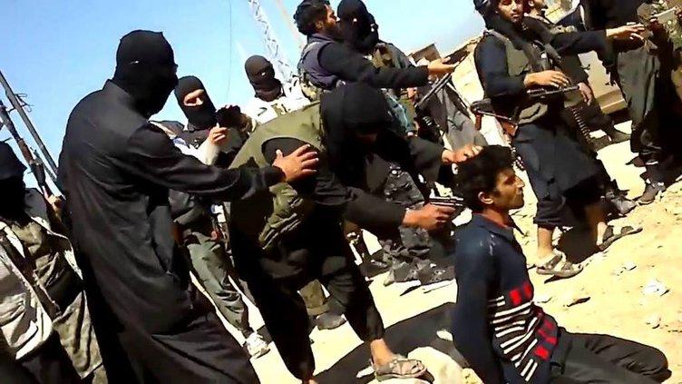 IŞİD'den kulak kesme cezası