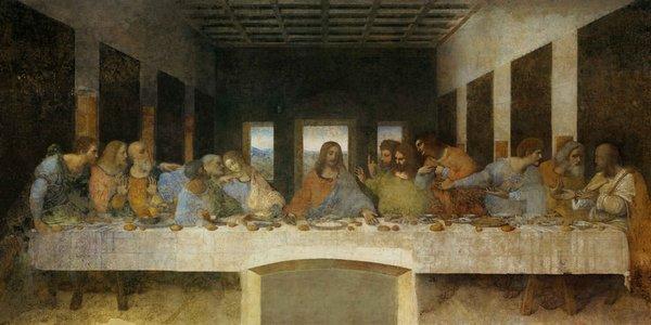 """""""Son Akşam Yemeği"""" tablosunun sırrı"""