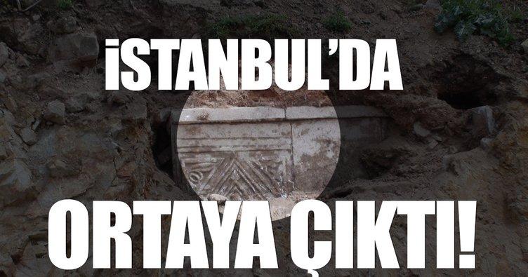 İstanbul'da bulundu! Polis bölgeyi korumaya aldı