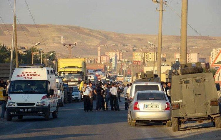 PKK ile çatışmayı binlerce insan izledi