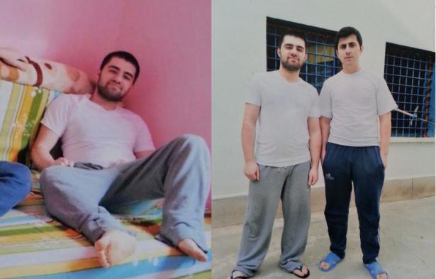 Cem Garipoğlu'nun koğuş görüntüleri