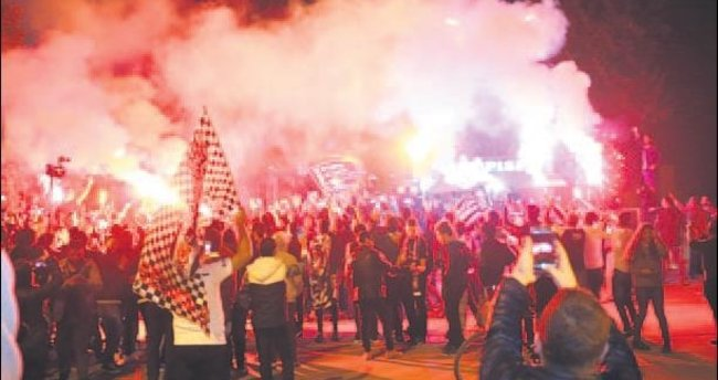 Adana, Beşiktaş'ı bağrına bastı
