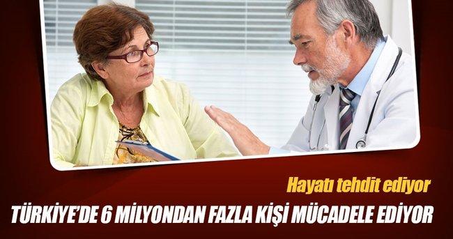 Türkiye'de 6 milyondan fazla kişi nadir hastalıklarla mücadele ediyor