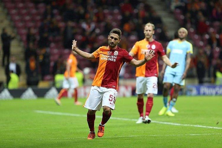 Galatasaray'da kıyım var!