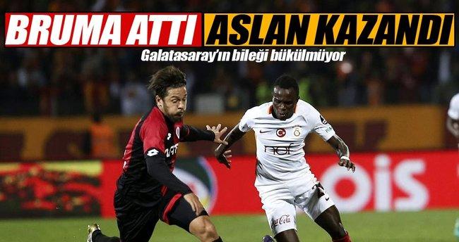Gençlerbirliği - Galatasaray maç sonucu