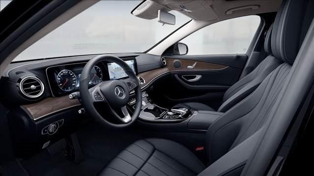 Uzun şasili Mercedes E Serisi satışa çıktı