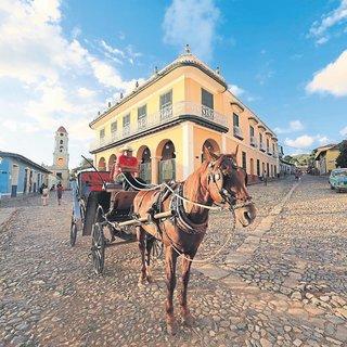 Trinidad sokaklarında kaybolmak