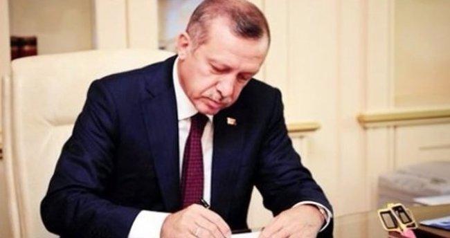 Erdoğan'dan o şehitlerin ailelerine başsağlığı telgrafı