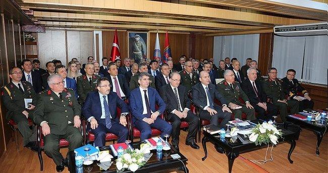 İçişleri Bakanlığında 'yeni güvenlik konsepti' toplantısı