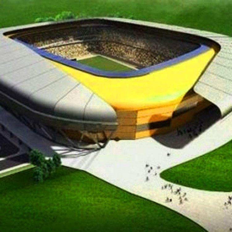 Malatya Arena hızla yükseliyor