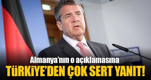 AB Bakanı Çelik'ten Almanya'ya sert yanıt