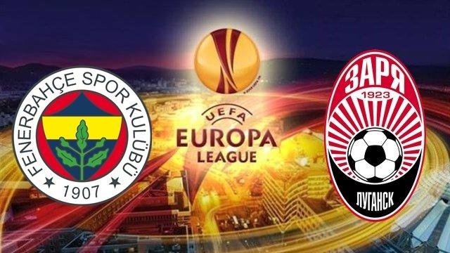 Fenerbahçe - Zorya Luhanks maçı şifresiz veren kanallar listesi!
