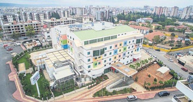 Akdeniz Bölgesi'nin en modern hastanesi