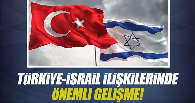 İsrail elçisi Türkiye'ye geliyor