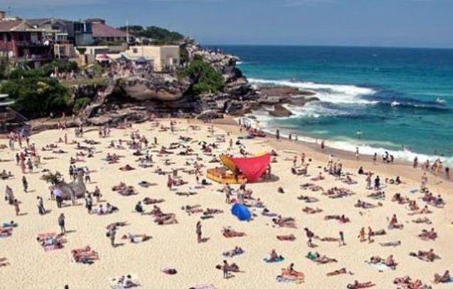 Dünyanın en tehlikeli sahilleri