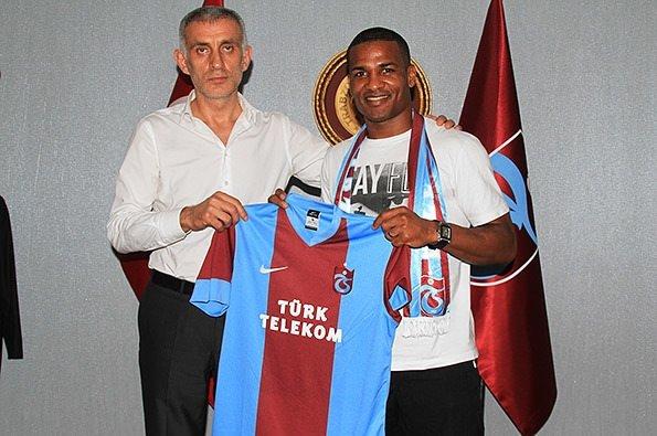 Malouda Trabzon'da