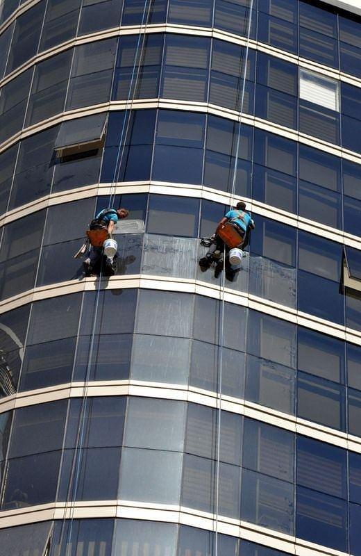 Modern binaların dağcıları