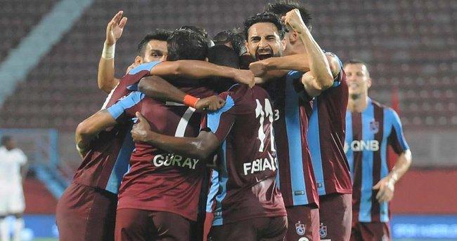 Trabzonspor çıkış hedefliyor!