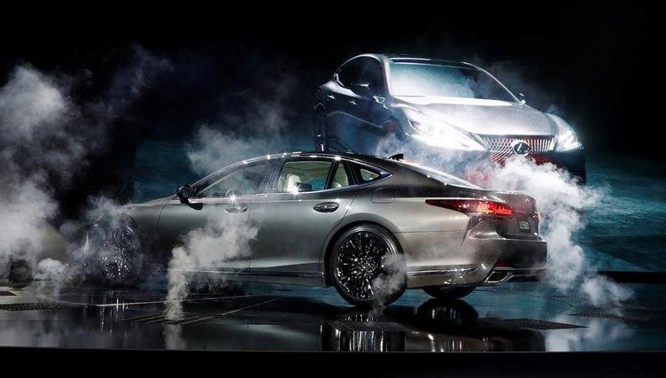 2017 Detroit Otomobil Fuarı