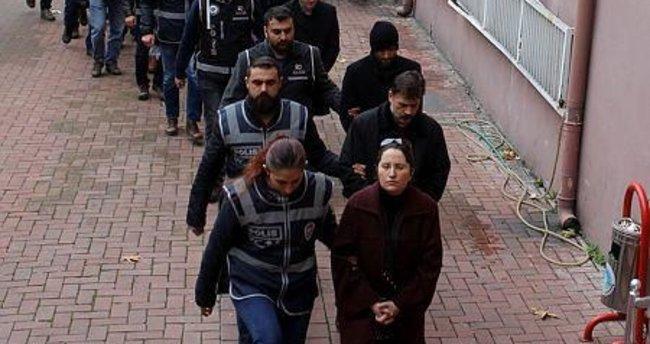 Bartın'daki FETÖ/PDY operasyonunda tutuklama