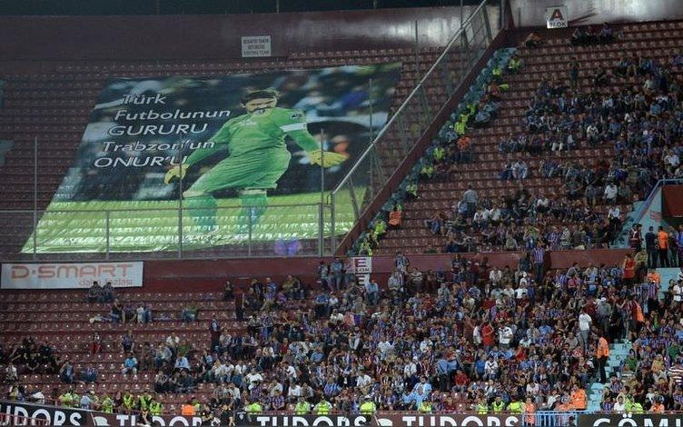 Trabzonspor - Fenerbahçe maçının fotoğrafları