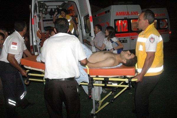 Hakkari'de askeri helikopter düştü